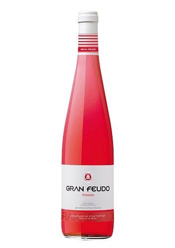 Gran Feudo Vino Rosado 2014 - 6 botellas x 75 cl - Total: 450 cl