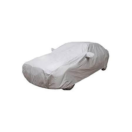 Snow UV Rays Silver Large Ice and General Dirt 480 x 175 x 120cm Protects against Sun Rain Bestland Large Waterproof Car Cover