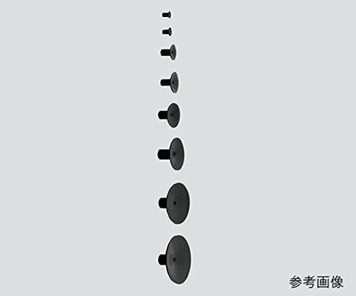 VIRTUAL真空ピンセット用交換パッド VIRTUAL 合成ゴム φ3.18mm /3-5910-01