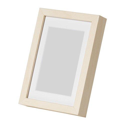 Preisvergleich Produktbild IKEA HOVSTA Rahmen Birke; (10x15cm)