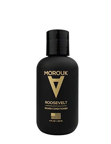 Morouk - Beard Conditioner Made in USA - #1 Beard Wash for men - Beard Growth Shampoo - Facial Hair Growth Kit For Men