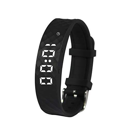Pivotell Vibratime Vibrationsalarm Uhr – mit bis zu 10 täglichen Alarmen