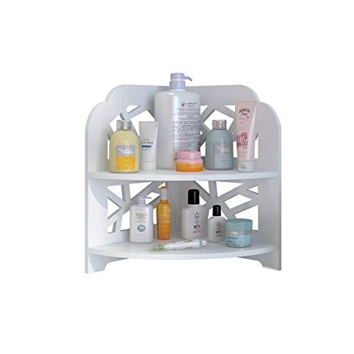CHYSP Lavabo Rack, Rack de Almacenamiento de cosmética, Baño de Mesa, Lavabo Acabado Rack