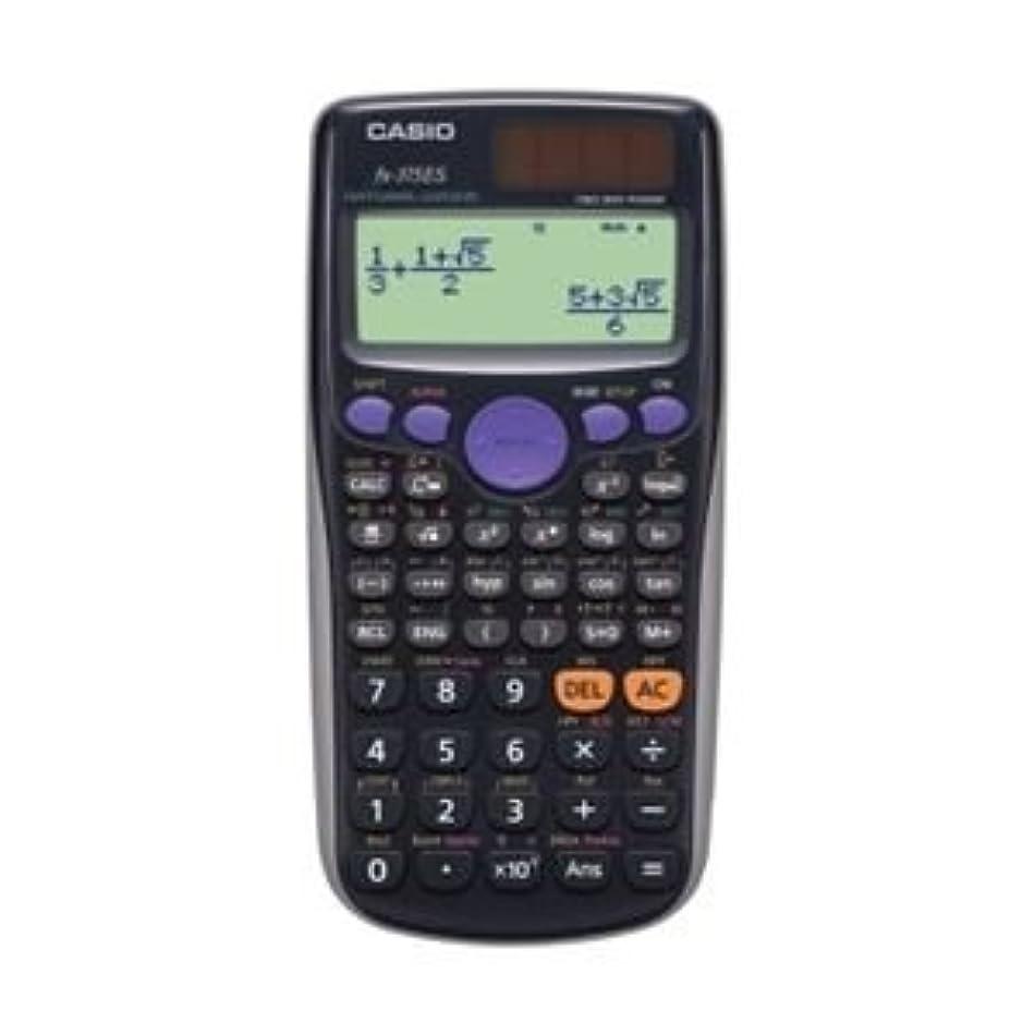 謙虚袋ご予約カシオ計算機(CASIO) 数学自然表示関数電卓 10桁 FX-375ES-N [簡易パッケージ品]
