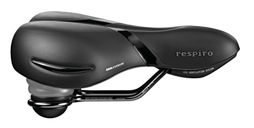 Selle Royal Spa Respiro Soft Relaxed Fahrradsattel schwarz L - 2
