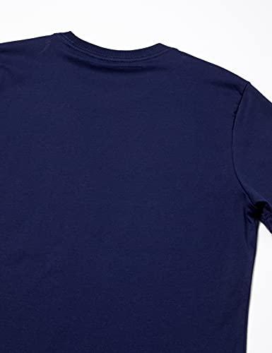 [プーマ]半袖TシャツシンプルメンズロゴTシャツ【Amazon.co.jp限定】21年春夏カラーピーコートM
