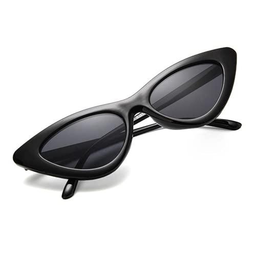 Occhiali da sole per occhio moda retrò Vintage Cat Sunglasses Donne Triangolari Occhiali da sole Occhiali da sole