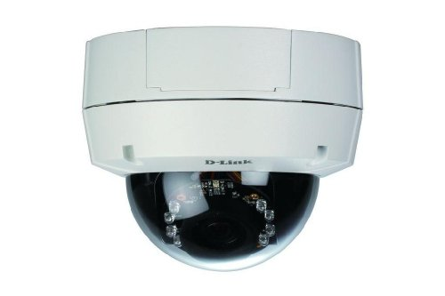 D-Link DCS-6511/E Outdoor Dome IP Camera -