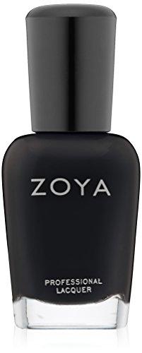 ZOYA Nail Polish, Raven, 0.5 Fluid Ounce