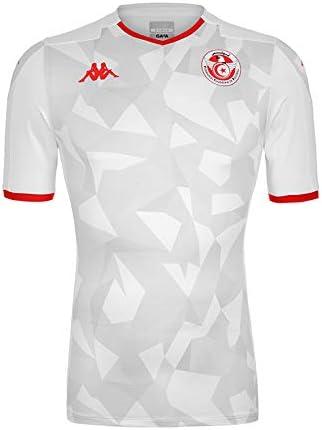 Kappa Kombat Home Túnez Camiseta Oficial De Juego, Unisex Adulto: Amazon.es: Deportes y aire libre