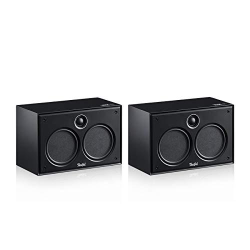 Teufel System 6 THX 5.2>7.2-Ausbau-Set Direkt Schwarz Center Lautsprecher Speaker