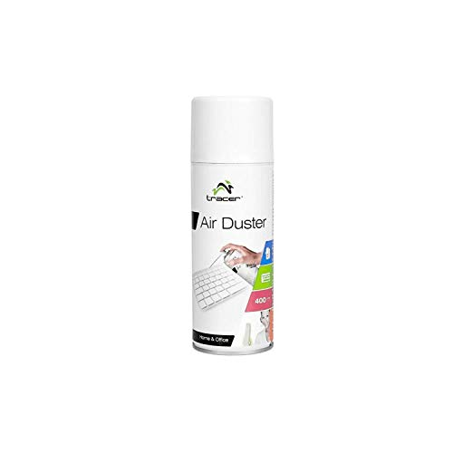 Tracer Air Duster - Spray Aire Comprimido Limpieza para PC 400 ml