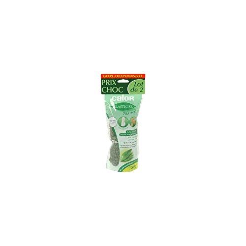 Calor - YX102201 - Lot de 2 Sachets Elasticire au Thé Vert - 180 G