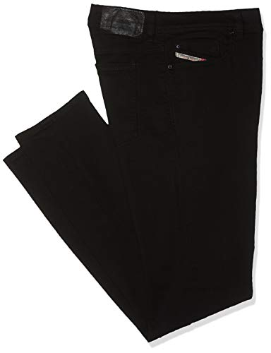 Diesel Herren Skinny Jeans Sleenker Pantaloni, Schwarz (Black/Grey 0886Z), W30/L32