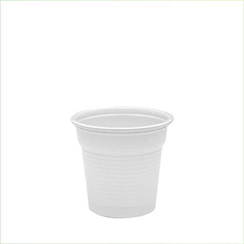 VIRSUS 4200 Bicchierini Caffe Bicchiere Bianco 80cc Bar Macchina del caffè Bicchieri Bar
