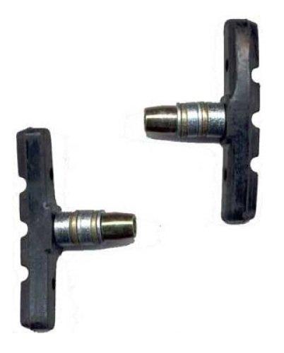V Bremse Bremsbelag 70mm, Fahrrad Felgenbremse, Bremsklötze V-Brake