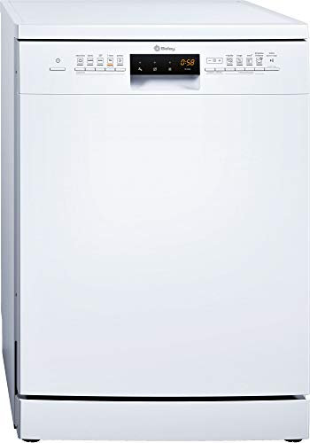 Balay, 3VS708BA - Lavavajillas libre instalación, 13 servicios, Color Blanco, 60 cm