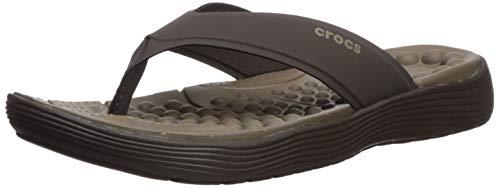Crocs Men's Reviva Flip Flops Day Comfort