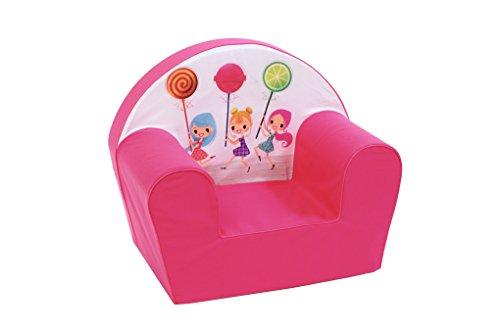 Knorr-Baby 490304 - Poltroncina per bambini, mod. Lollipop