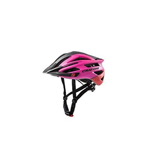 Cratoni Unisex– Erwachsene Agravic (MTB) Fahrradhelm, Schwarz, One Size