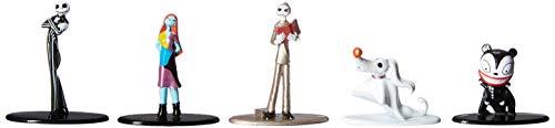 Jada Pack 5 Figuras Pesadilla Antes de Navidad, Multicolor (3067930048) 5