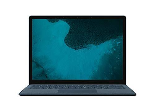 マイクロソフト Surface Laptop 2 [サーフェス ラップトップ 2 ノートパソコン]Office Home and Business 2019 / Windows 10 Home / 13.5 インチ Core i5/ 256GB/8GB コバルトブルー LQN-00062