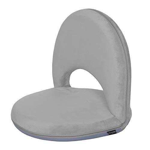 Dream On Me Multifunctional Nursing Chair in Grey