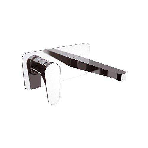 IDRO BRIC 1 Grifo monomando empotrable para lavabo Sofia Made in Italy, cromado