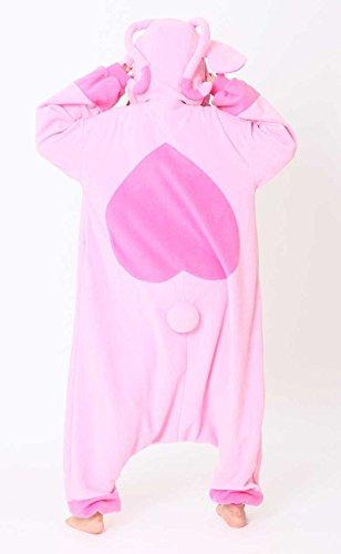 『RBJ048 着ぐるみ 大人用 フリース Disney ディズニー リロアンドスティッチ 【 エンジェル 】』の1枚目の画像