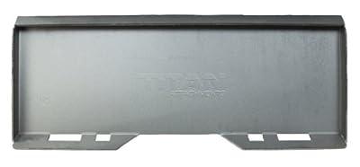 Titan Attachments Quick Tach Loader Universal Mount Plate skid steer bobcat kubota
