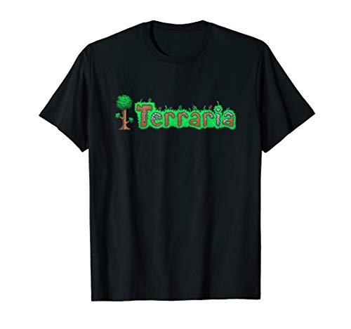 Terraria T-Shirt: Terraria-Logo