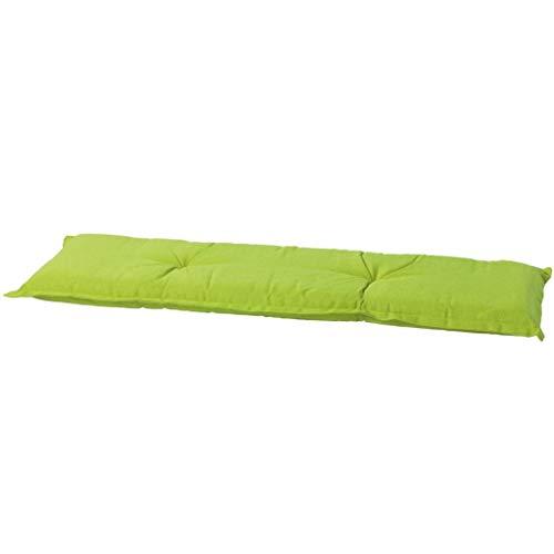 Madison Auflage Bank, Panama, 75prozent Baumwolle 25prozent Polyester, Limettengrün, 150 x 48 cm
