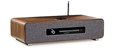 Ruark Audio R5 high fidelity music system - Rich Walnut by RUARK AUDIO