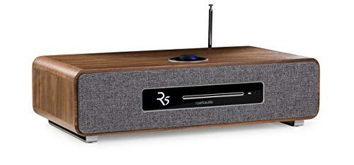 ruarkaudio R5 Musiksystem Walnuss