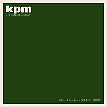 Kpm 1000 Series: The Big Beat - Volume 2