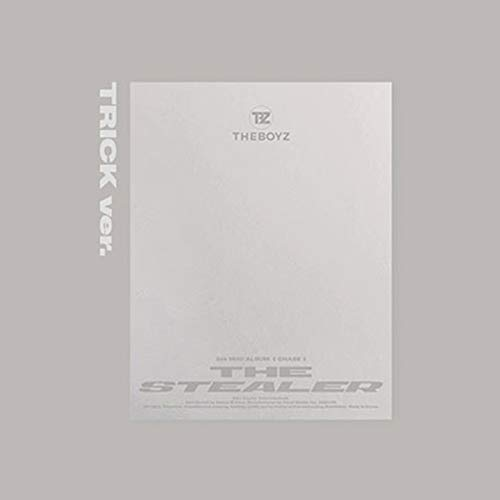 THE BOYZ [CHASE] 5th Mini Album TRI…