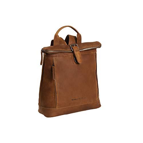 The Chesterfield Brand Dali Laptop-Rucksack 33 cm cognac