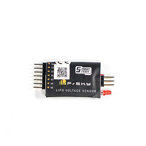 FrSky FLVSS LiPo Voltage Sensor with SMARTPort by FrSky