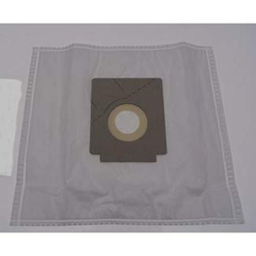 Caja de 5 bolsas de microfibra (35561-12330) para aspirador 35600763 QUIGG