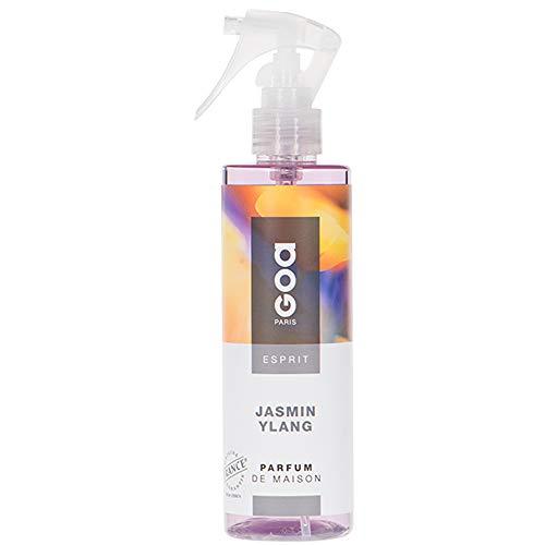Clem/ Goa - Vaporisateur Goa Parfum de Maison Esprit Jasmin Ylang 250ml