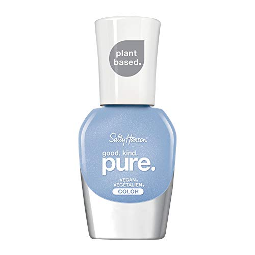 Sally Hansen - Good. Kind. Pure Vegan Transparent Nail Polish, Crystal Blue
