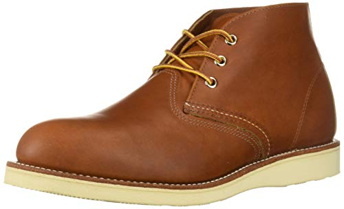 Red Wing Work Chukka 3140 Boots, Braun
