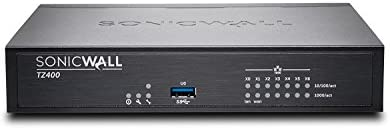 SonicWall 01 SSC 1741 TZ400 Network Security Firewall Appliance product image
