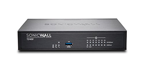 SonicWall TZ400 2YR Secure Upgrade Plus 01-SSC-0504