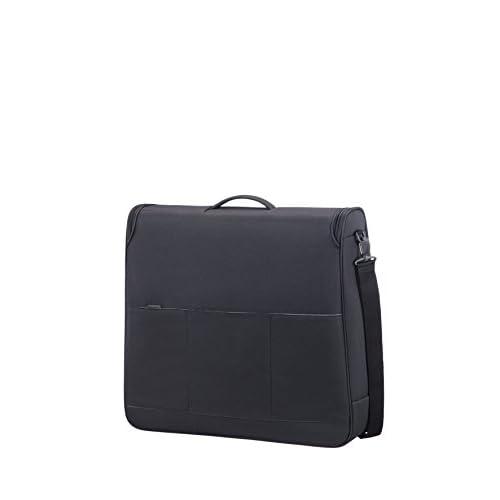 Samsonite Spark SNG - Bi-Fold Porta abiti, 61 cm, 59 L, Nero (Black)