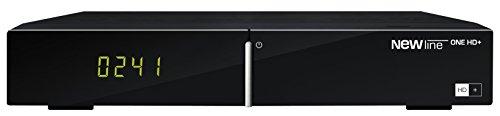 New Line ONE HD+ Satelliten Receiver mit Aufnahmefunktion
