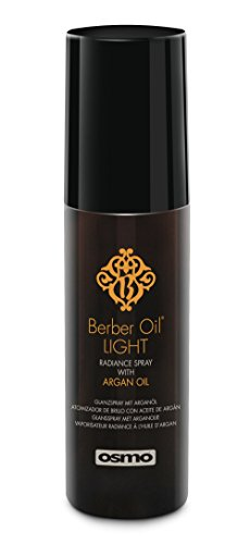 Osmo Berber Oil Light with Argan Oil Adds Radiance 125 ml