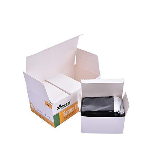 300PCS Dental Barrier Envelopes, Disposable X-ray Film Protective Bag for Phosphor Plate Dental Digital X-Ray Size 0#