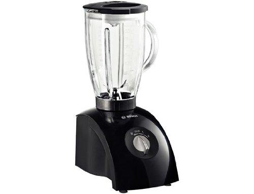 Bosch Standmixer MMB 11 B2 schwarz, 500 Watt, Mixbecher Glas, Inhalt: 1,75 L