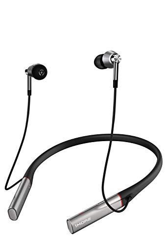 1MORE Auriculares Inalámbricos Bluetooth, Auriculares Intrauditivos de Triple Controlador con Medio Ambiente...